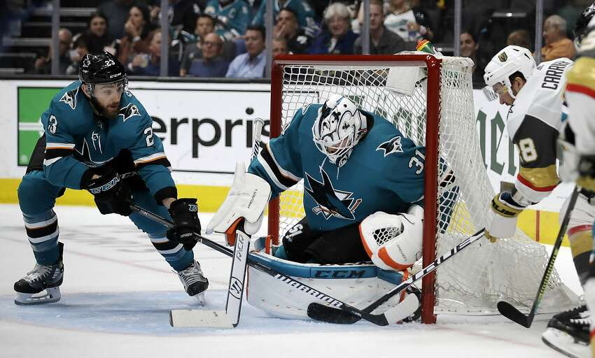 Sharks goalie Martin Jones played well Thursday, but has the second-worst save percentage (.866) and highest goals against average (4.37) in the playoffs.