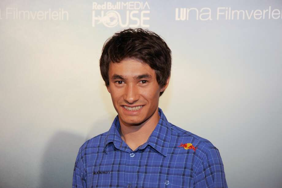 FILE – David Lama poses for a photograph at the premiere of the film 'Cerro Torre - Nicht den Auch einer Chance' at Kino Village at City Hall on March 19, 2014 in Vienna, Austria.On Thursday, April 18, 2019, the apparel company The North Face said three members of its Global Athlete Team, including David Lama, are missing and presumed dead after an avalanche in Alberta's Banff National Park. Photo: Manfred Schmid/Getty Images