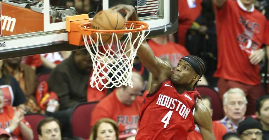 Rockets' Danuel House returns to the scene of his waivers