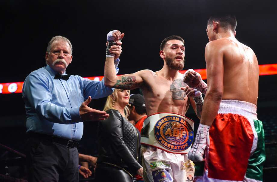 Click through the gallery to see more action and fans from Fight Fest 18 at the Sames Auto Arena Photo: Danny Zaragoza/Laredo Morning Times