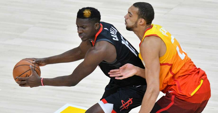 Rockets steal Game 3 from Jazz, take 3-0 series lead
