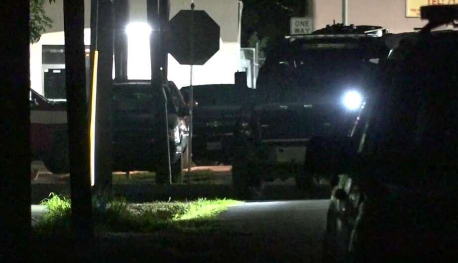 An argument between two men in north Houston nearly turned deadly on Sunday, prompting a standoff with Houston Police officers. Police were called to a home in the 400 block of Marie Street around 12:30 a.m. after a man, later identified as Francisco Martinez, allegedly opened fire on an acquaintance at the residence. Photo: Metro Video LLC