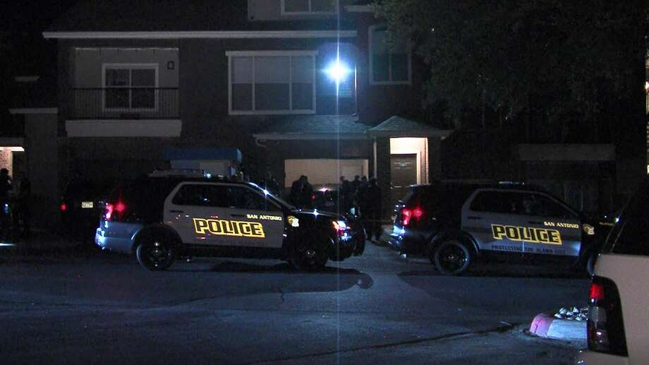 Police say a homeowner shot and killed an intruder who invaded the man's garage early Sunday morning on the 12200 block of Vance Jackson Road, according to the San Antonio Police Department. Photo: San Antonio Police Department