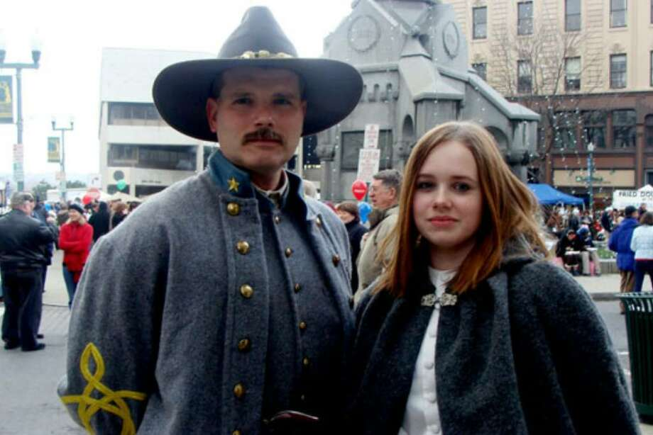 Were you seen at Troy Victorian Stroll 2009? Photo: Brenna Johnston