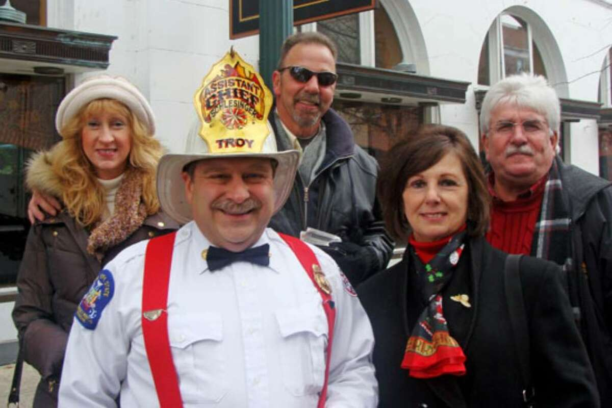 Were you seen at Troy Victorian Stroll 2009?