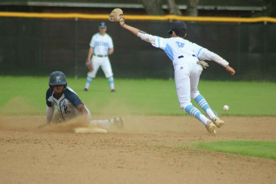 Kingwood was the master of the stolen base this season in 22-6A. It's one more weapon in their arsenal that should take them far in the fast-approaching Class 6A state playoffs. Photo: Robert Avery