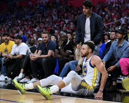 Warriors' Stephen Curry still working to limit reach-ins