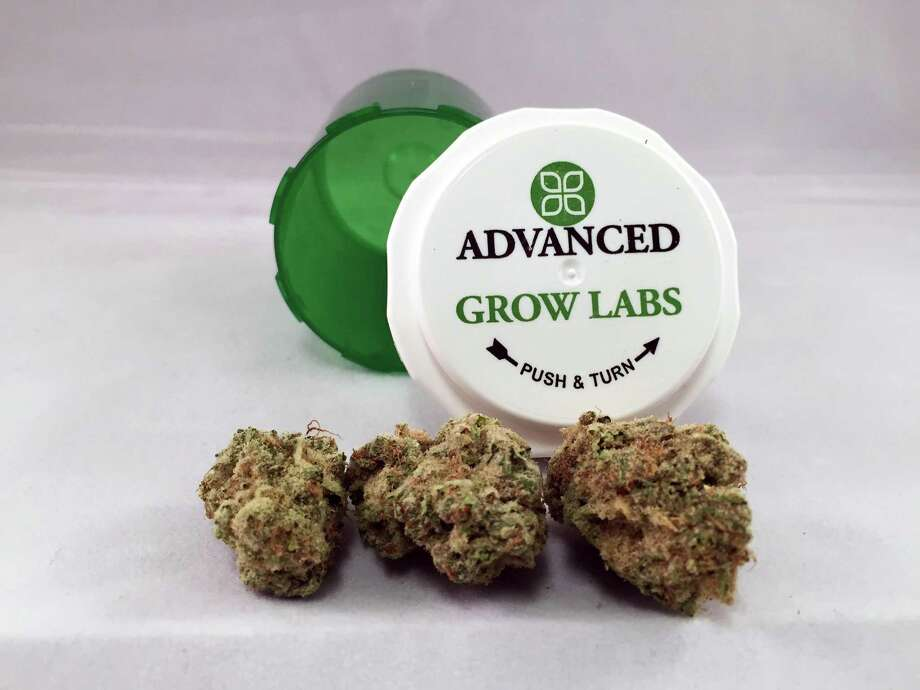 A product from Advanced Grow Labs in West Haven, Connecticut, one of Connecticut's four medical-marijuana producers. The company was recently purchased for $80 million. Photo: Contributed Photo / Contributed Photo / Stamford Advocate  contributed