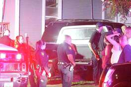 A man will be charged with DWI after crashing his pickup into a fence in the 1100 block of Guadalupe Street on April 22, 2019, according to San Antonio police.