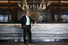 Pioneer Chairman Scott Sheffield returned to his former role as CEO earlier this year after Tim Dove abruptly retired.