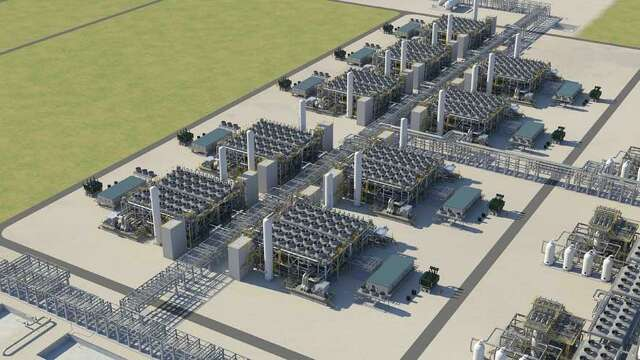 Venture Global secures $10B for Louisiana LNG project