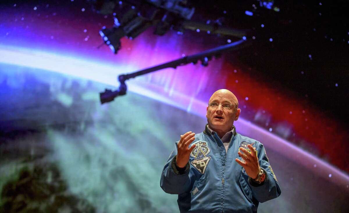 Former NASA astronaut Scott Kelly.