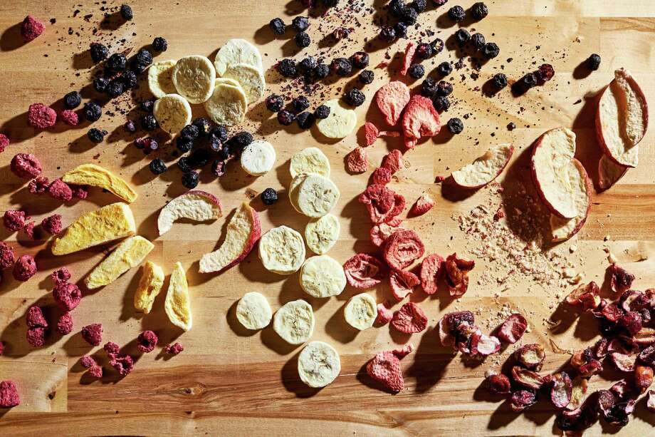 Freeze-dried fruit is the colorful, concentrated flavor boost your baking deserves