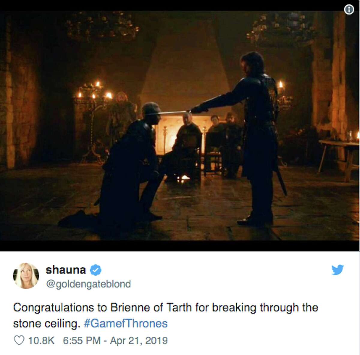 """Twitter had a lot of thoughts about episode 2 of the final season of """"Game of Thrones."""""""
