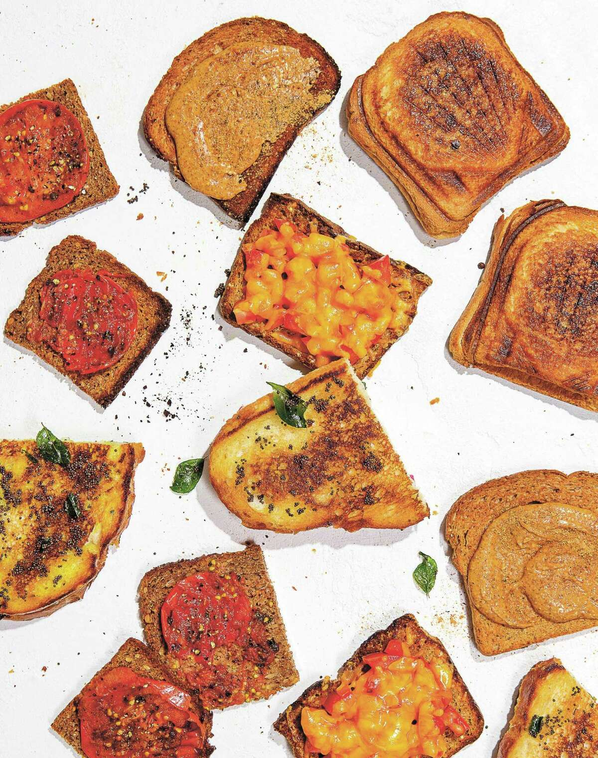 Toasts from