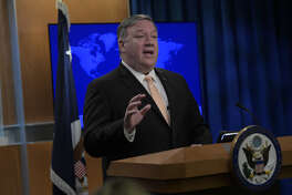 Secretary of State Mike Pompeo announced Monday that the Trump administration will no longer exempt any countries from U.S. sanctions if they continue to buy Iranian oil.