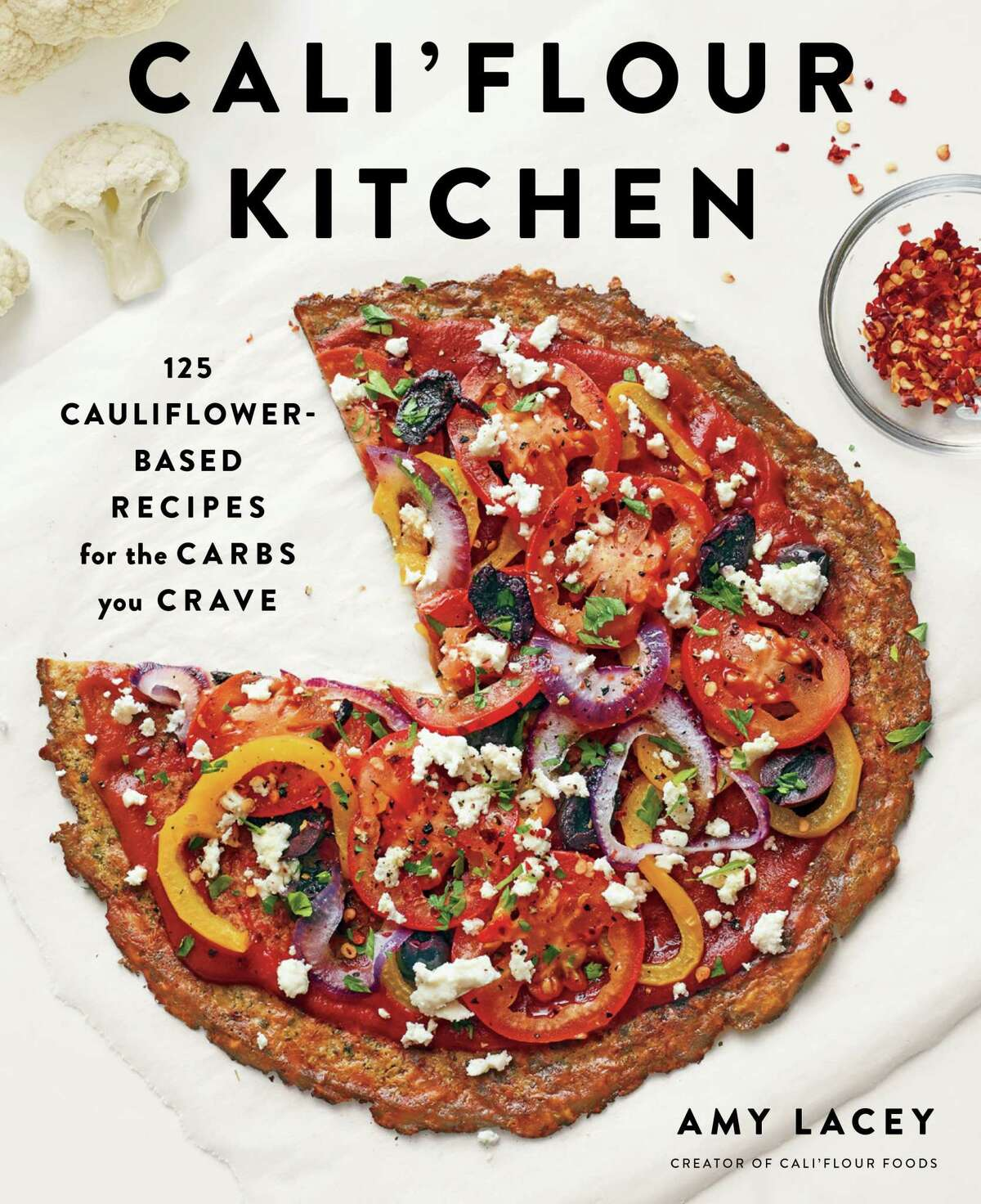 Cali'flour Kitchen by Amy Lacey, published by Abrams Books © 2019