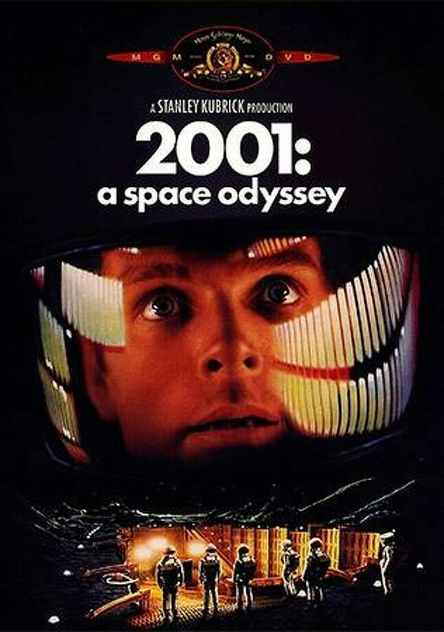 "The CTFilmFest52 Classic Cine Series continues with the 50th anniversary screening of ""2001: a Space Odyssey,"" starring Connecticut resident Keir Dullea, at the Bethel Cinema April 24. Photo: CTFilmFest52 / Contributed Photo"