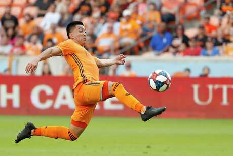 Recently sidelined by a hamstring injury, forward Memo Rodriguez is ready to return to the Dynamo in Friday night's home game against Los Angles FC.