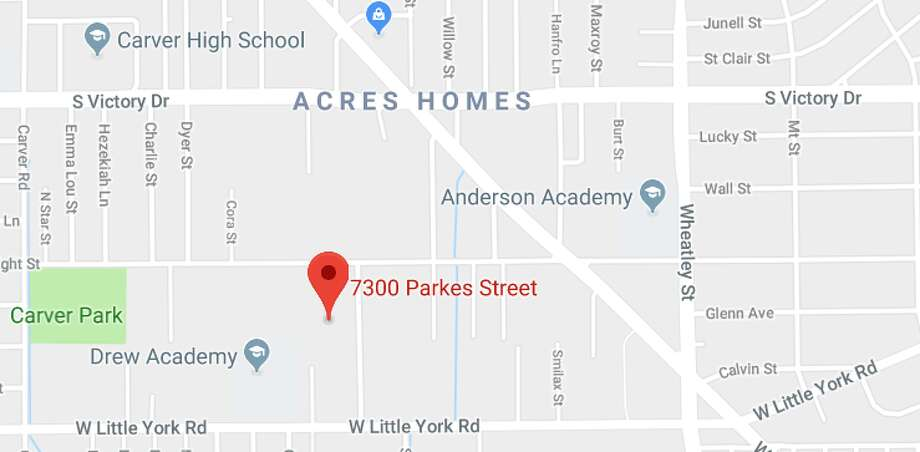 Three men have been charged in the April 13, 2019, fatal shooting of a man who was yanked from the bathroom of his house in Acres Homes and then shot dead on his sofa. Photo: Google Maps