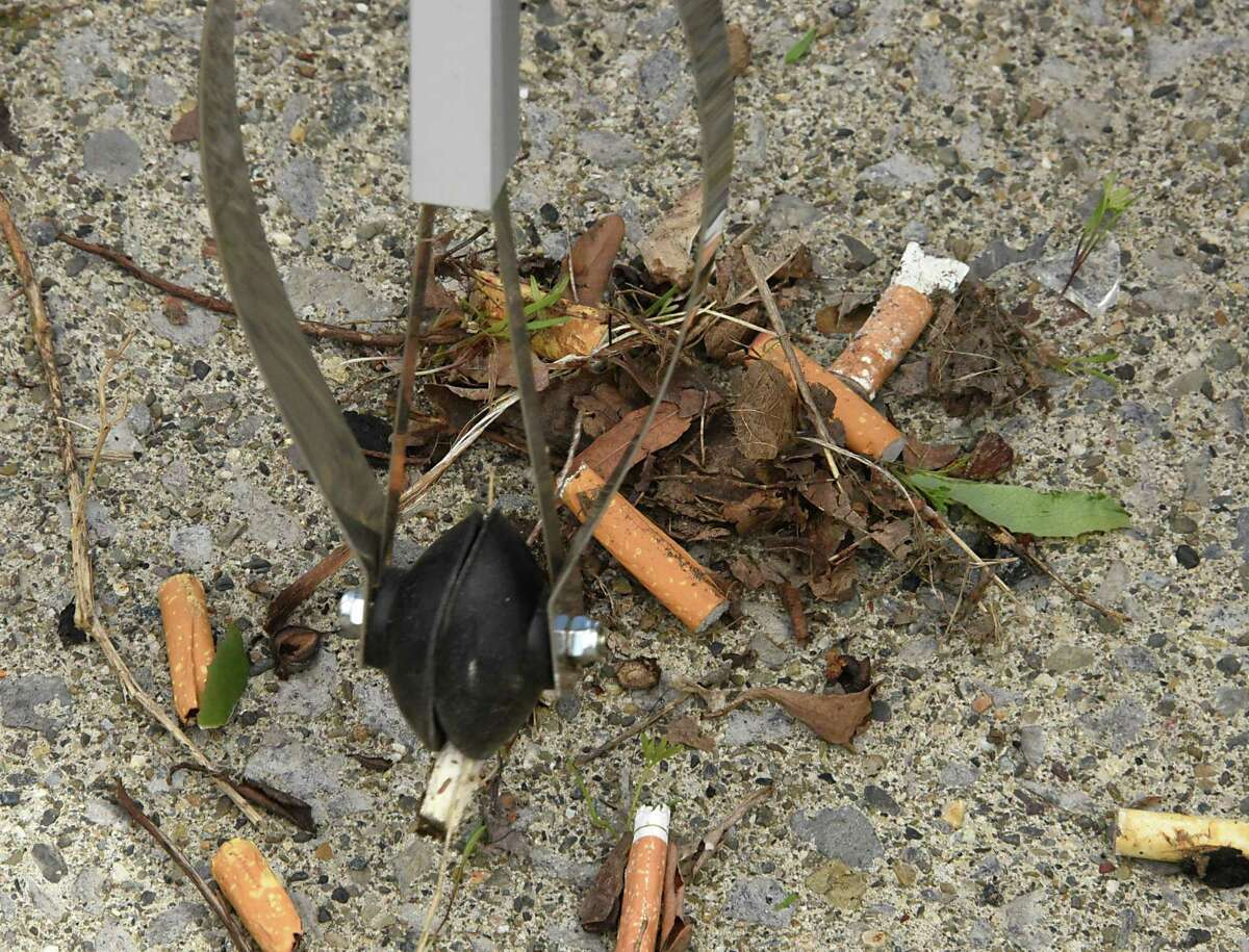 FILE. Letter writer says, 'To completely eliminate the risk of a smoking material fire starting inside the home, apartments and condominiums should have a 100 percent no-smoking policy.' (Lori Van Buren/Times Union)
