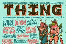 Thing debuted their line-up on April 22, with plenty of acts coming to the inaugural festival at Fort Worden in August 2019.
