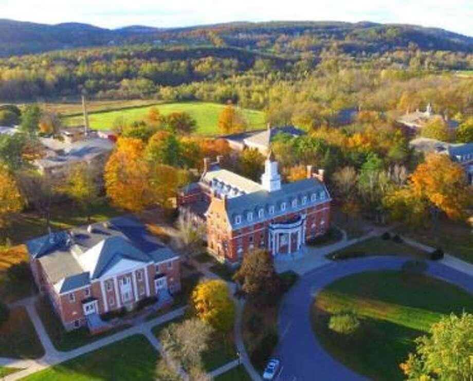Green Mountain College had a USDA loan. Photo: GMC