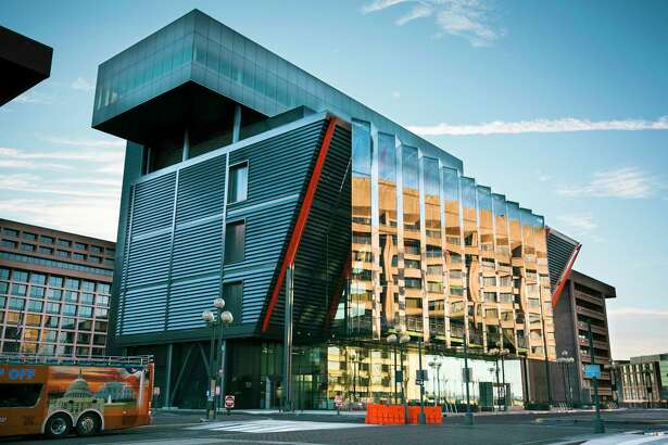 The expanded International Spy Museum opens May 12.