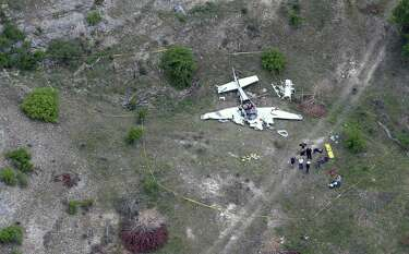 Six from Houston, including philanthropist pilot, killed in
