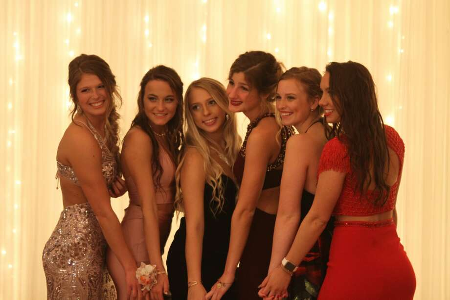 Scenes from the Bad Axe Prom. Photo: Coulter Mitchell/For The Tribune