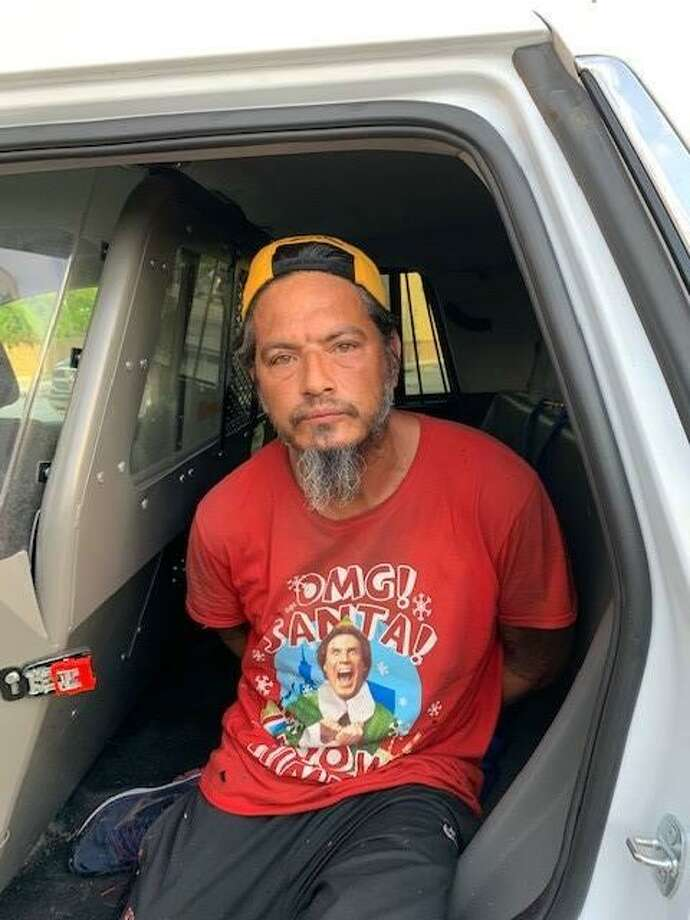 Marcus Cruz Ramirez, 49, was arrested Monday, April 22, 2019, by Harris County Precinct 1 Constable's Office deputies for burglary. Photo: Harris County Precinct 1 Constable's Office