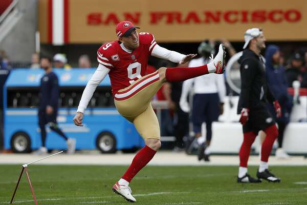 John Lynch: Robbie Gould will kick for 49ers in 2019 but might not report soon