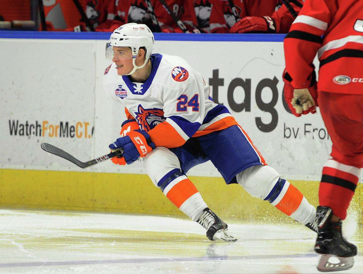 Travis St. Denis will return to the Bridgeport Sound Tigers following his cut from the New York Islanders.