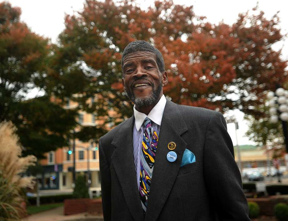 City Councilman Ernest Newton . Photo: Brian A. Pounds / Hearst Connecticut Media / Connecticut Post