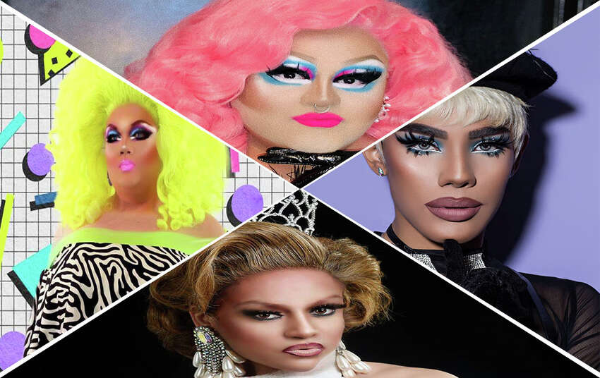 Click through the slideshow to see things you didn't know about San Antonio drag queens: