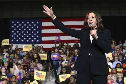 Kamala Harris proposing gun safety measures she'd take as