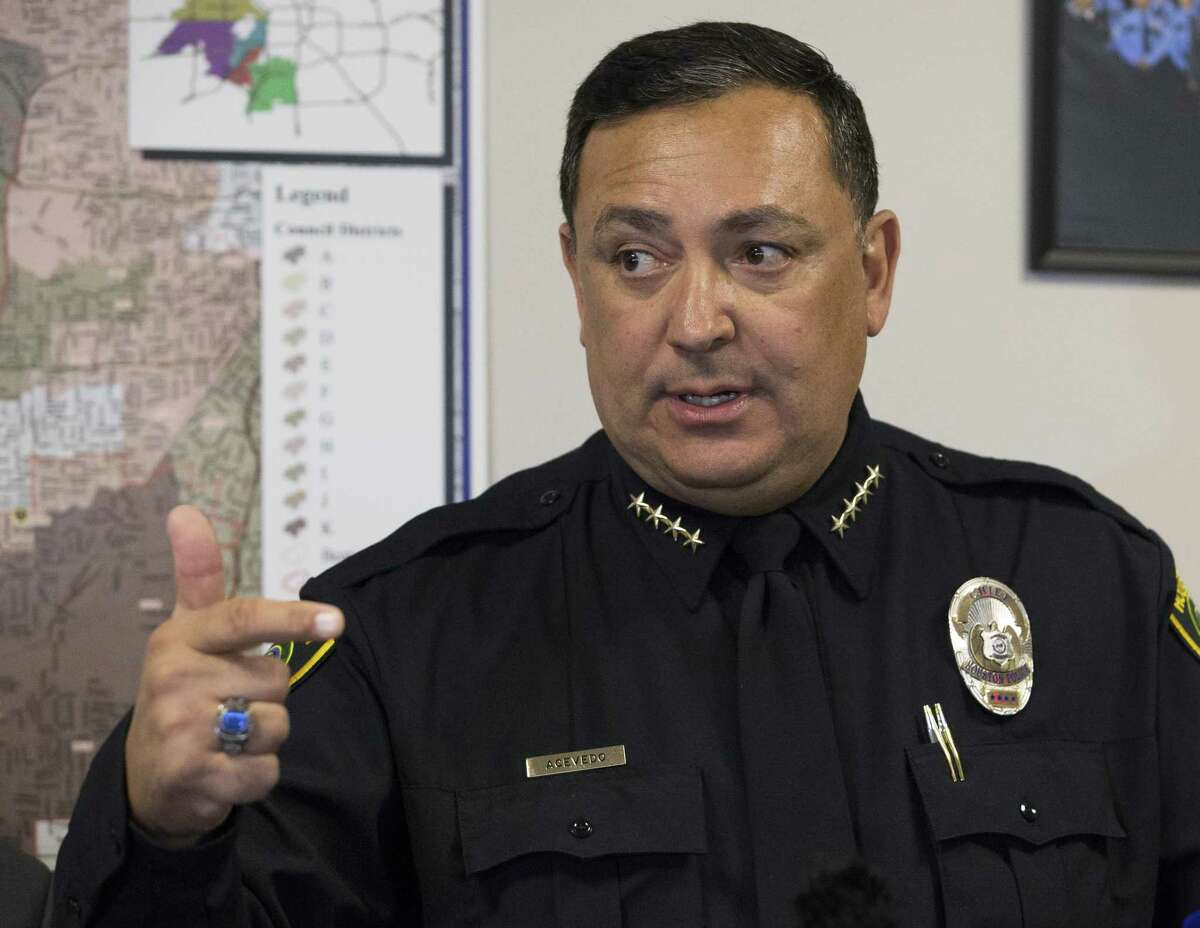 Houston Police Chief Art Acevedo (@ArtAcevedo) on Twitter:We need to be smart, compassionate & tough on crime. PR & low bond for violent criminals is none of the above & places our community & officers at risk.