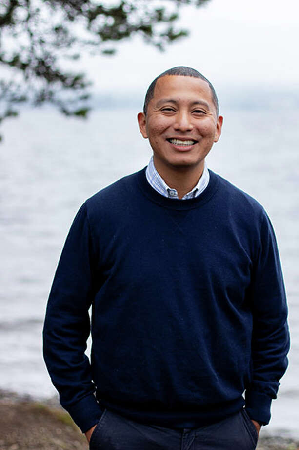 Abel Pacheco, director of strategic engagement for a University of Washington STEM (science, technology, engineering and math) program, Pacheco will fill the District 4 seat vacated by former Council member Rob Johnson. Photo: Courtesy Abel Pacheco