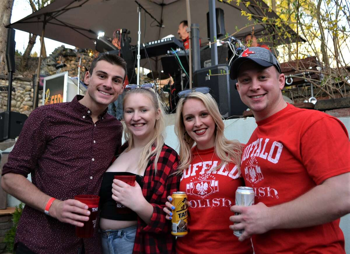Were you Seen celebrating Dyngus Day at The Hill at Muza in Troy on April 22, 2019?