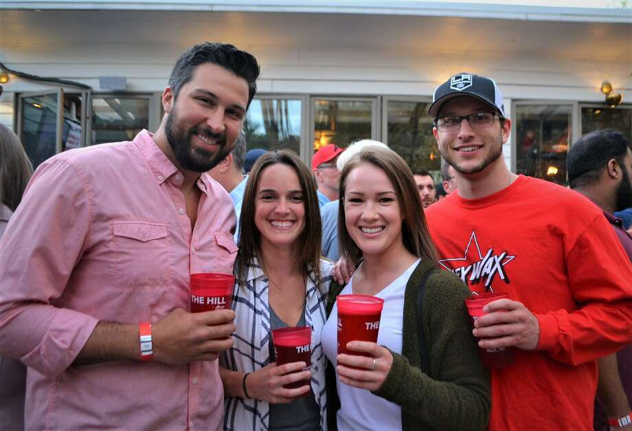Were you Seen celebrating Dyngus Day at The Hill at Muza in Troy on April 22, 2019? Photo: Diana Centanni