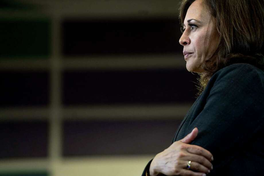Sen. Kamala Harris, D-Calif., says that as president, she would impose new gun rules if Congress wouldn't. Photo: Washington Post Photo By Melina Mara. / The Washington Post