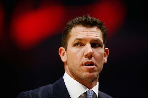 Warriors looking into allegations against ex-assistant coach Luke Walton