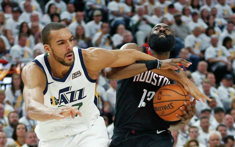 PHOTOS: More from the Rockets' Game 4 loss on Monday night