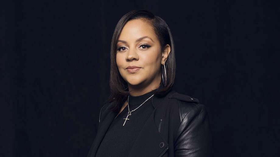 """Whitney Davis was one of the only minority executives for CBS before she decided to quit because of a """"toxic work environment."""" Photo: Dan Doperalski For Variety"""