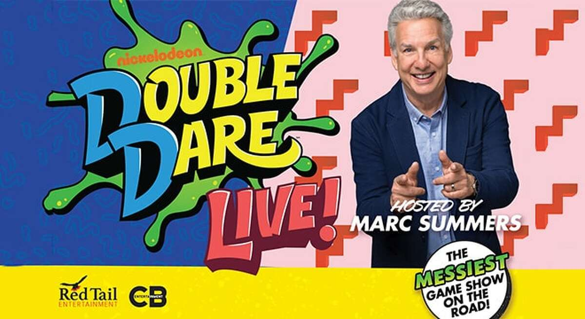 May 15: Double Dare Live! at Fox Theatre, Detroit