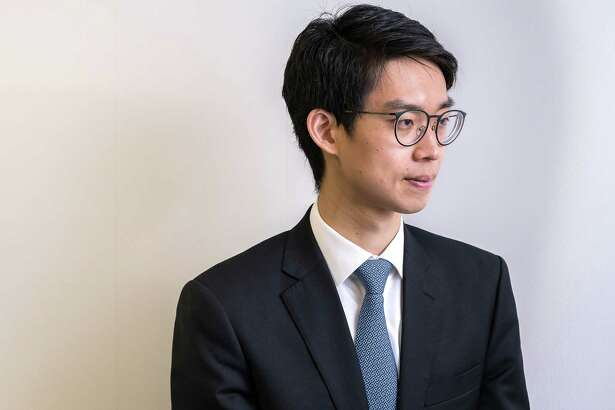 Alex Shih, vice chairman of Centaline, is set to become chairman of the company when his 70-year-old father Wing-Ching Shih retires.