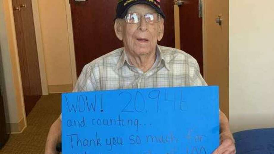 3d500eab0e WWII vet receives nearly 21