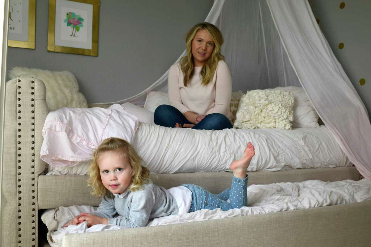Tara Thomas had a Nest camera in the bedroom of her daughter Avery, 3, which was hacked back in August. >>Tips for keeping your home safe when you're not there