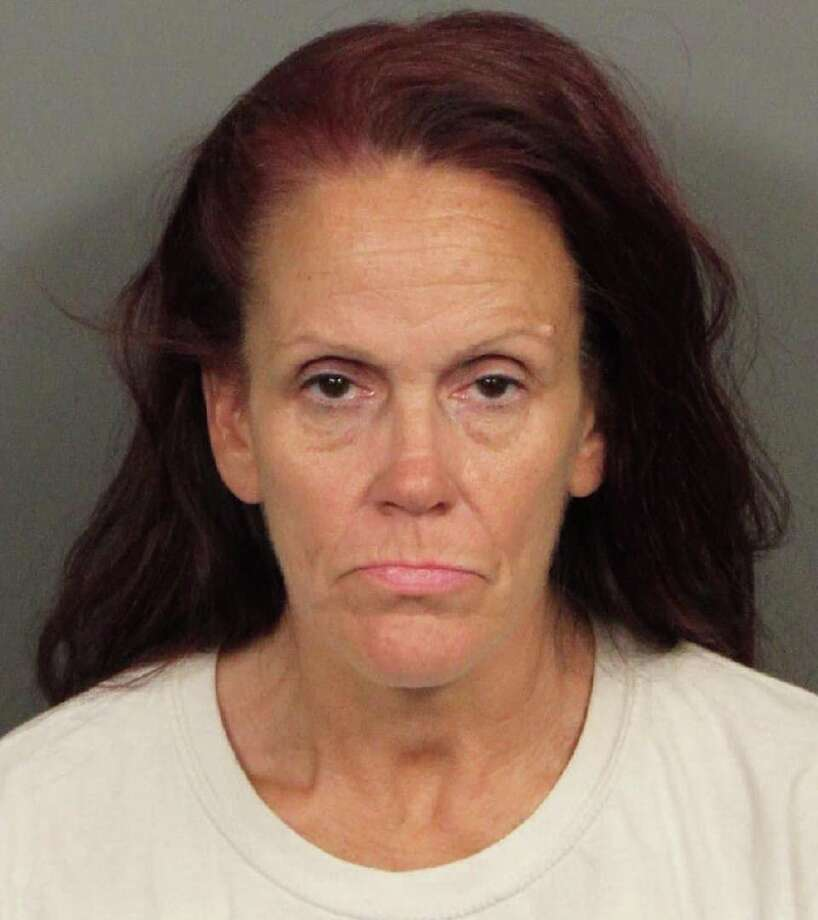 On Monday, authorities arrested Deborah Sue Culwell, a 54-year-old Coachella resident whom they had identified as a suspect earlier that day. She faces seven counts of felony animal cruelty. Photo: Riverside County Department Of Animal Services