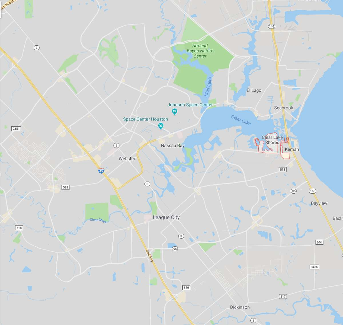 """Clear Lake Shores Overall Niche Grade: A+ Population: 1,249 Median Home Value: $106,563 Crime and Safety: Not given Housing: A """"Clear Lake Shores is a small, tight-knit community where you can live and feel safe. """""""